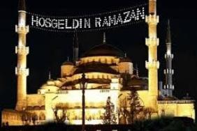 Ramazan-ı Şerif 'in İlk Gece ve Gün Namazları 1 İlim Saati