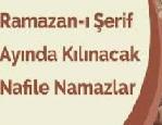 Ramazan Ayının Namazları 1 İlim Saati