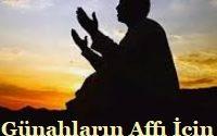 Günahların Affı İçin Dua 1 İlim Saati