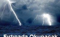 Fırtınada Okunacak Dua 1 İlim Saati