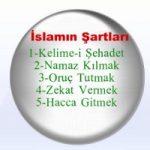 İslam'ın ve İmanın Esaslarını Öğreniyorum 5 İlim Saati