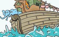 Hazreti Nuh'un Gemisi 4 İlim Saati