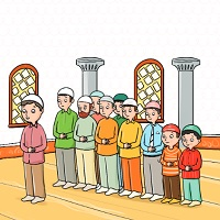 Cemaat ile Namaz Kılmayı Öğreniyorum 1 İlim Saati